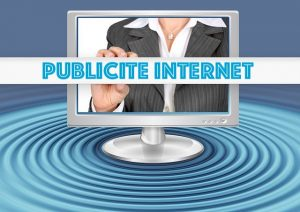 publicité internet et marketing
