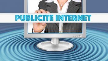 publicité internet et marketing