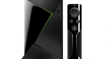 Nvidia Shield TV la meilleure box Android TV