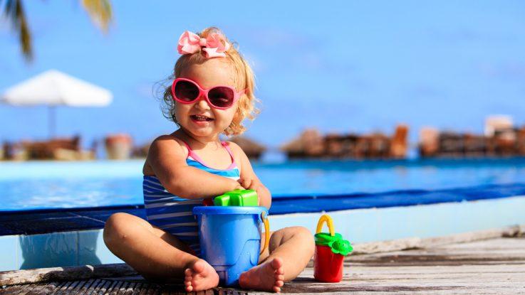 lunettes de soleil pas chères bébé