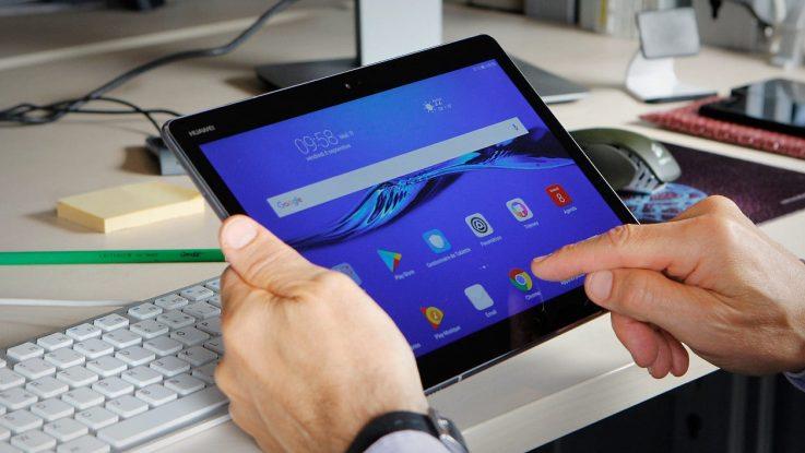 tablette Huawei MediaPad T5
