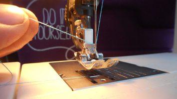 Ce qu'il vous faut dans une machine à coudre pour le cuir